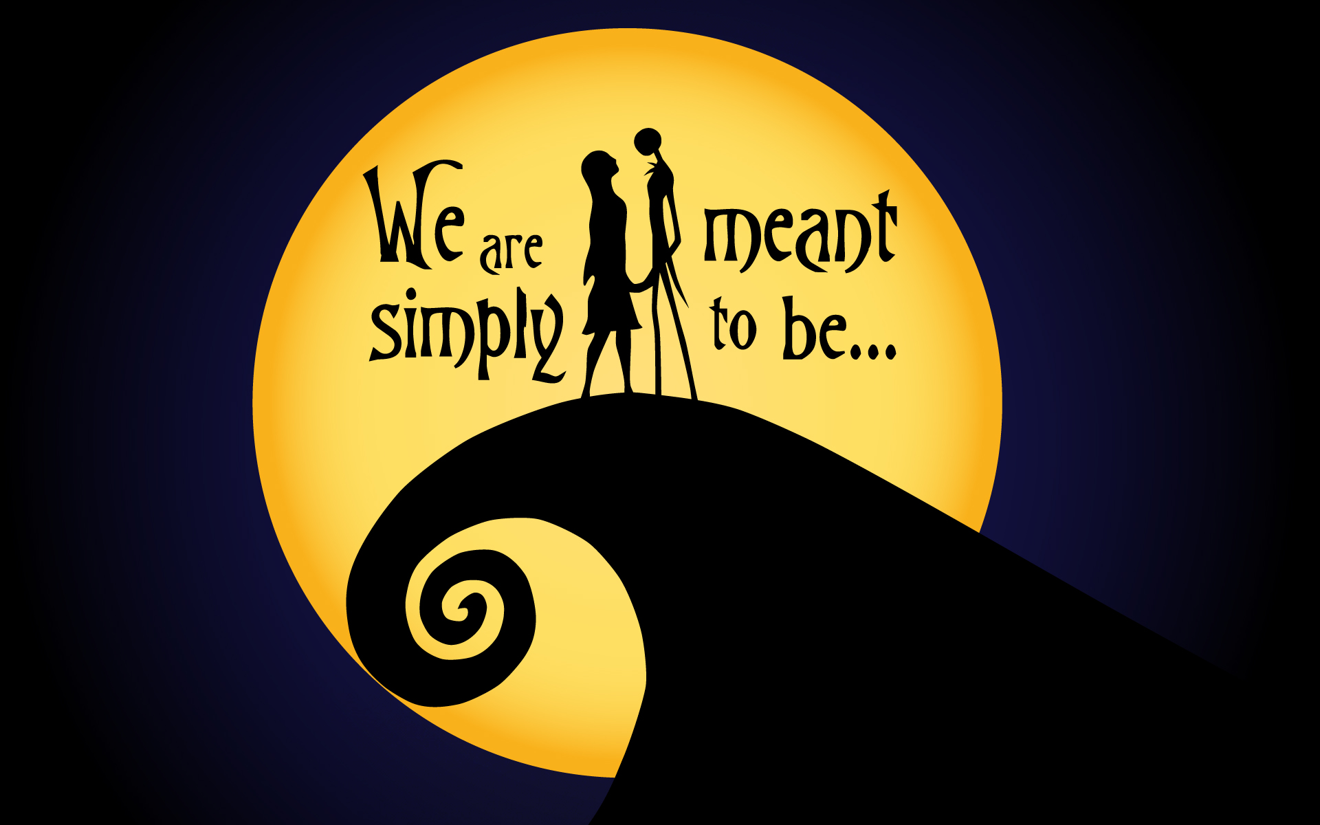 nightmare before christmas wallpapers 1280x1024
